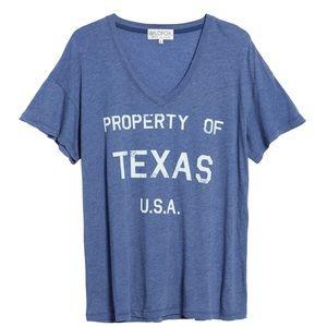 Wildfox Property of Texas Tee